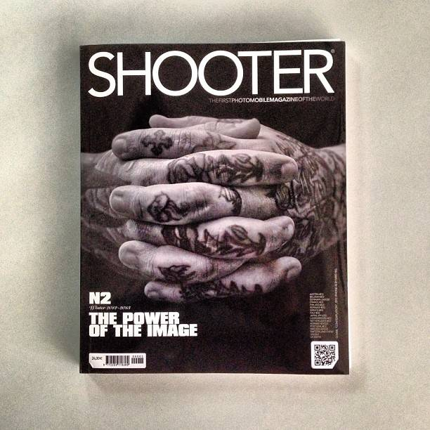 Shooter Magazine Number 2 is available Now Plus Carnival Contest Announcement
