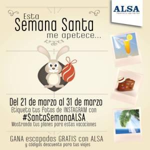 Concurso Santa Semana ALSA