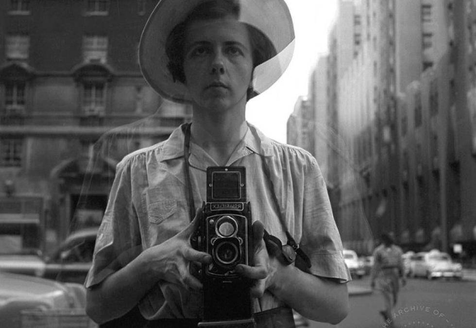 Vivian Maier the Street Photographer exhibition in Valladolid Spain