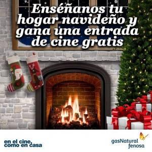 Concurso de Gas Natural Fenosa en Instagram