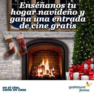 Concurso de Gas Natural Fenosa en Instagram