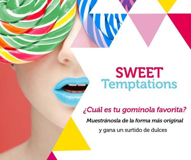 #SweetTemptations ¿Cuál es tu gominola favorita? Un concurso muy dulce en Instagram