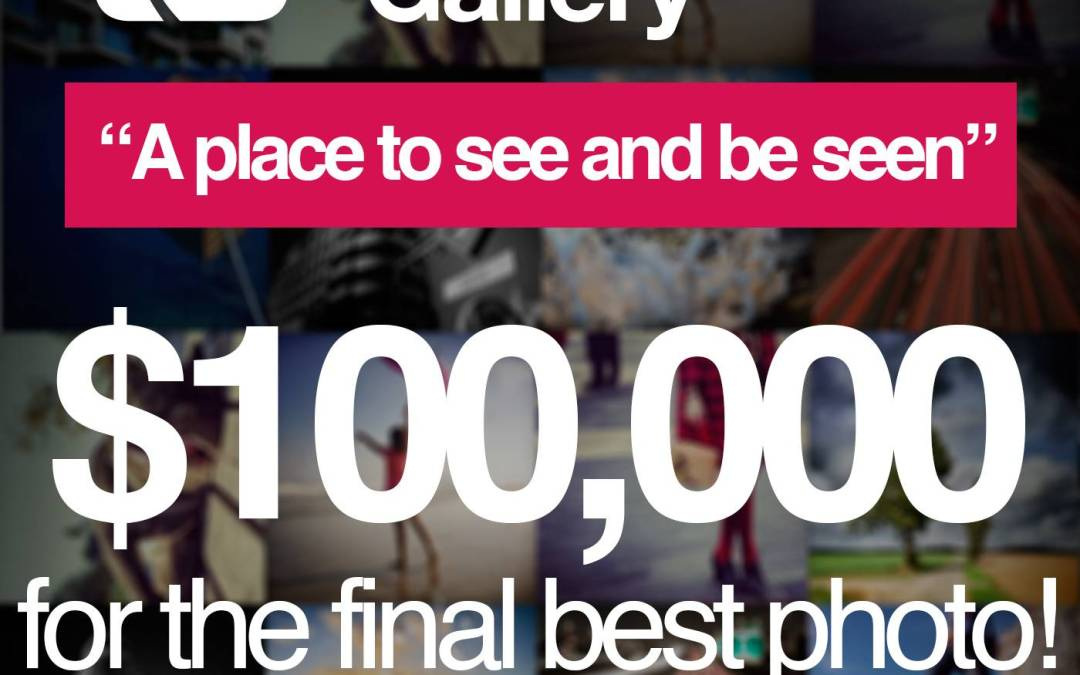 Last few days to win $100,000 at instagramersgallery.com