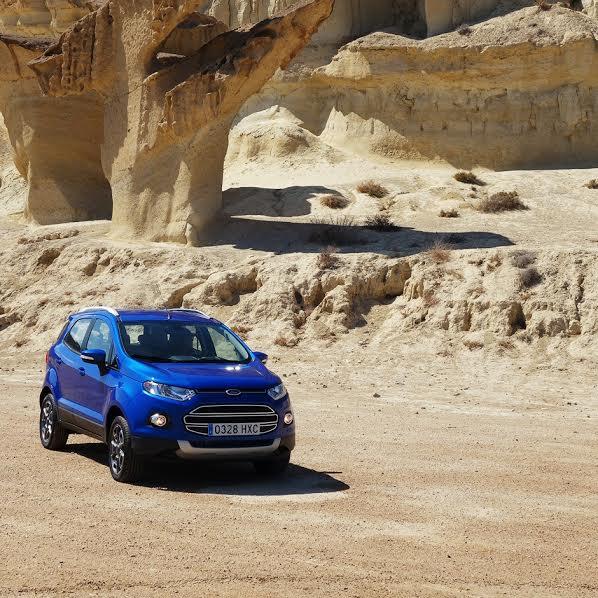 Viajamos a Fotogenio 2014 con el coche conectado ¡ El Ford Eco Sport!