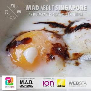 Mad about Singapore - instagram contest
