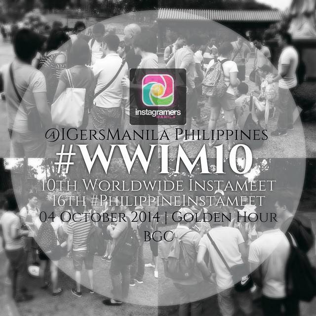 Instagramers  Groups participating to Worldwide Instameet on October 4th