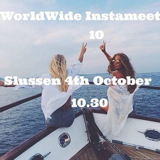 Instagramers Stockholm