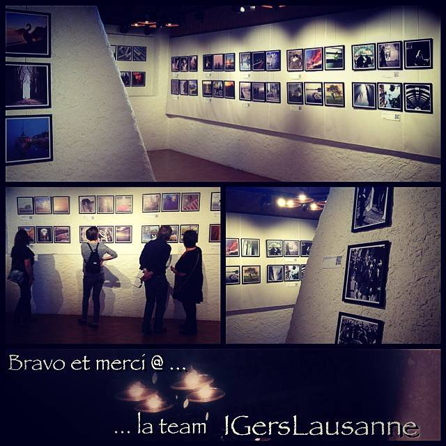 Instagramers Lausanne First Photo Exhibition impresses the audience