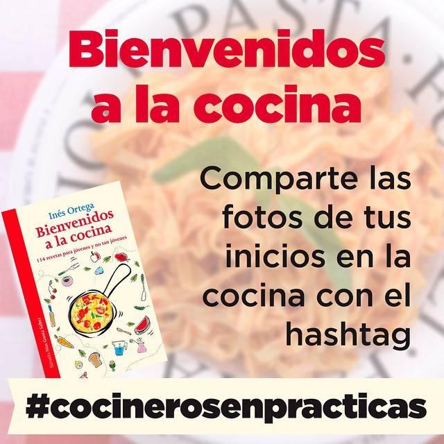 Concurso Bienvenidos A La Cocina con Canal Cocina en Instagram