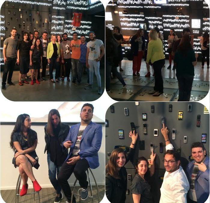 Instagramers Buenos Aires en la Fundación Telefónica
