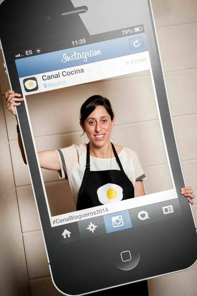Silvia de Mi dulce tentación es @silviamdt en Instagram