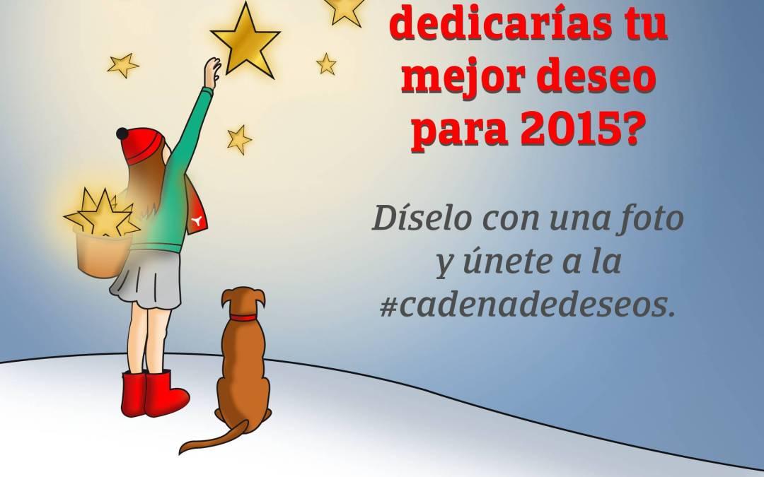 Sumáte a la Cadena de Deseos de Catalana Occidente