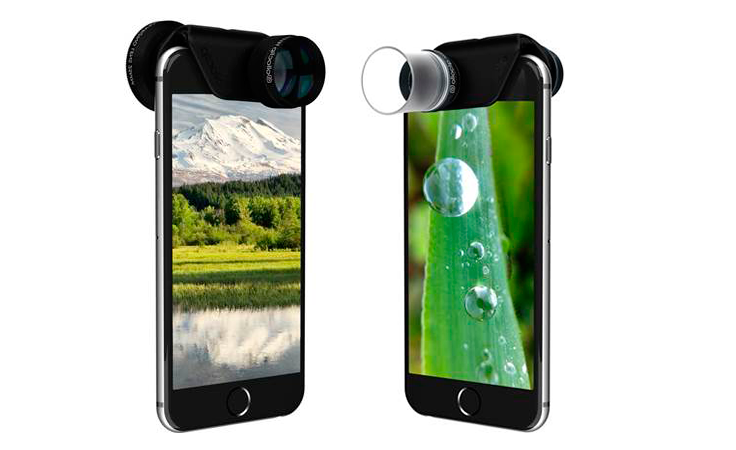 huge selection of be83e c7677 New Olloclip Telephoto Lens and Macro 3-IN-1 Photo Lens for iPhone 6 ...
