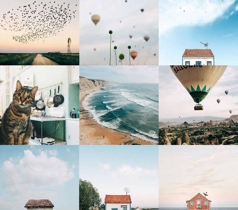 How to get your 2015 Best Nine Instagram?