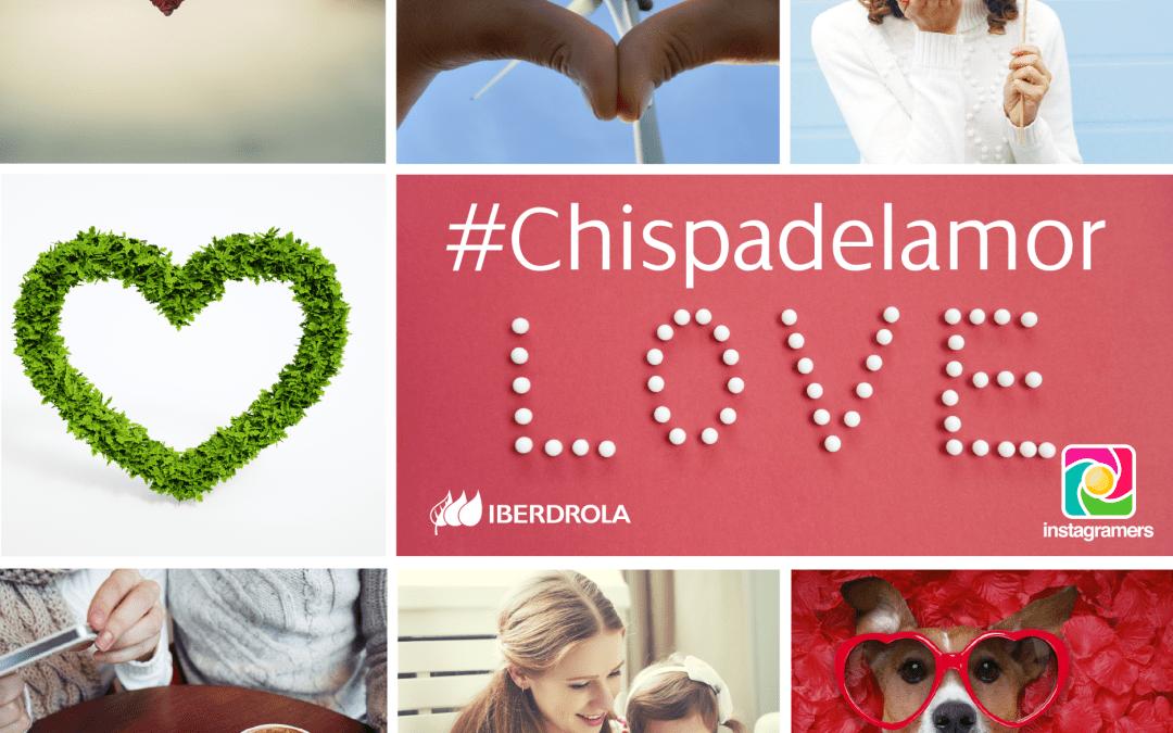 #ChispaDelAmor Celebra la San Valentin con Iberdrola en Instagram y gana fantásticos premios