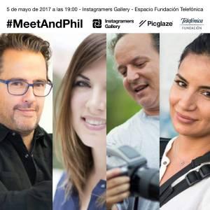 meet and phil presentación