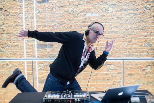 DJ Bombín!