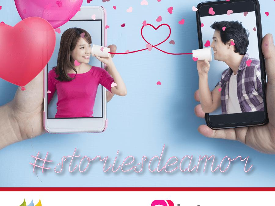 Declara tu pasión con #StoriesDeAmor en Instagram y gana un iPad con @iberdrola