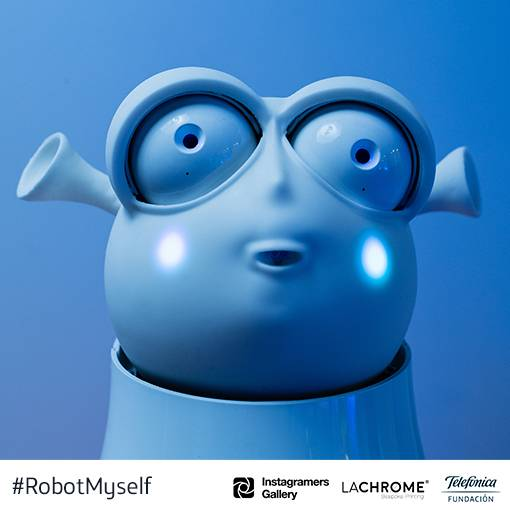 #RobotMyself, the new Instagramers Gallery contest on Instagram