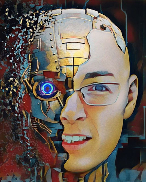 Winners of the Instagramers Gallery Contest #RobotMyself Announcement