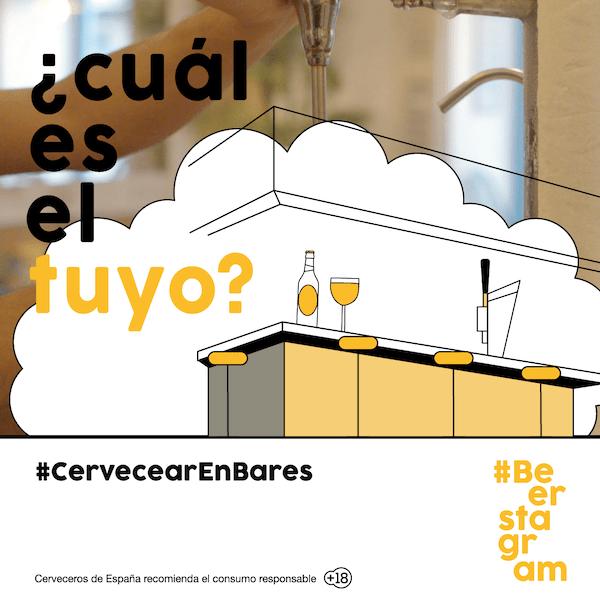 ¡#CervecearEnBares: el nuevo concurso de @cervecear en Instagram!