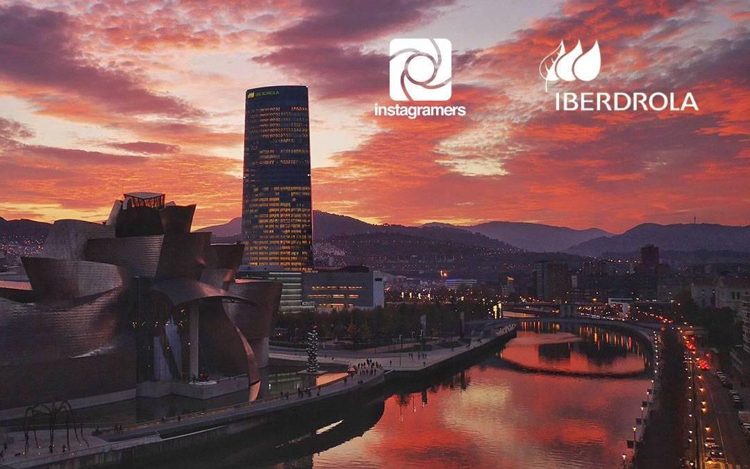 Participa en #EuskadiEnInstagram, el nuevo concurso de Iberdrola