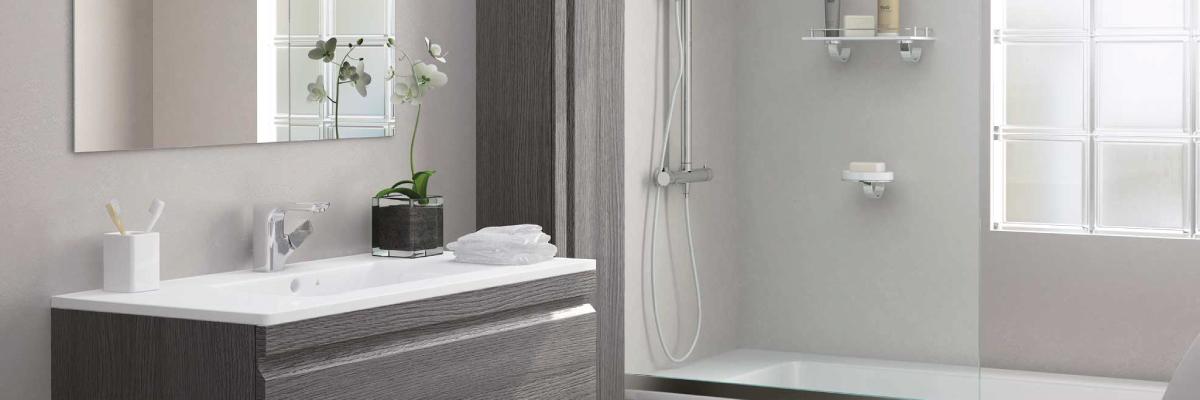 reforma de baño plato de ducha mueble mataro maresme barcelona instalassisol 09
