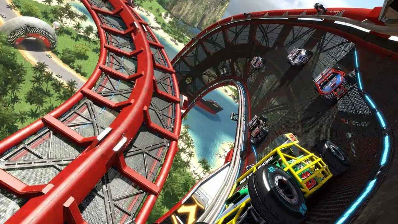 Trackmania Turbo PC Game Download Full Version