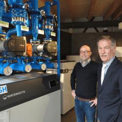Expertise gebundeld in duurzame energiecentrale