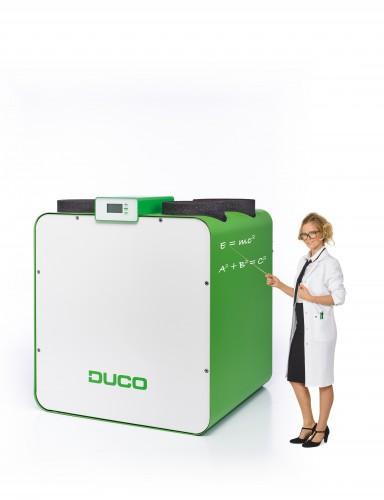 DucoBox Eco: De slimste ventilatiewarmtepomp van Europa