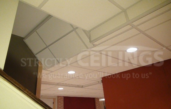 Typically Headroom Is A Major Concern When Installing False Ceiling In Bat And That Can Be More Of