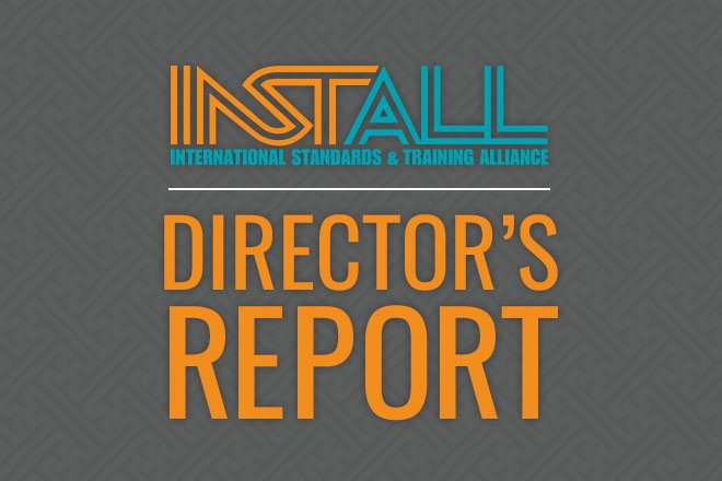 INSTALL Director's Report