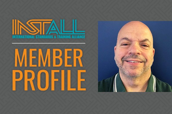 INSTALL Member Profile: Ron Zimmerman