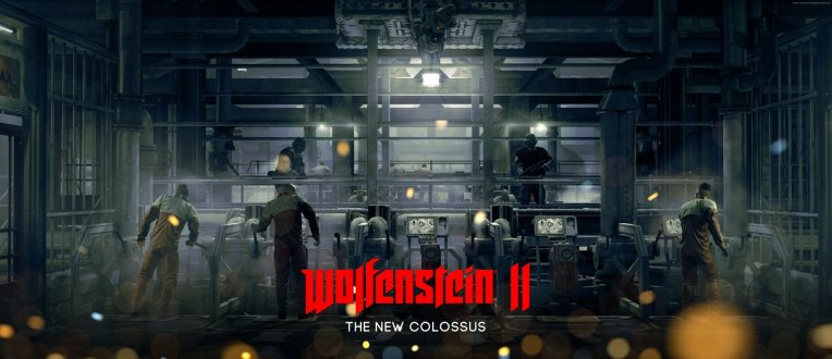 Wolfenstein II 2: The New Colossus CD Key + Crack PC Game Free Download
