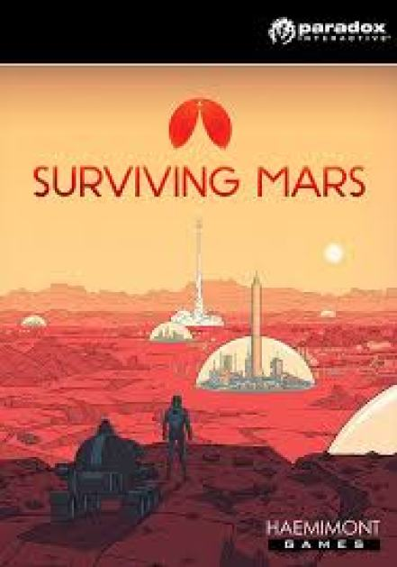Surviving Mars Crack + Features and Free Download