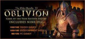 The Elder Scrolls iv Oblivion Of The Year Edition Deluxe Gog Crack