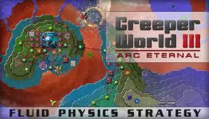 Creeper World  Arc Eternal Full Pc Game + Crack