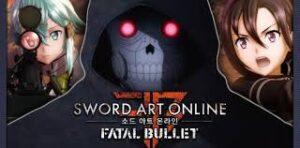 Sword art Online Fatal Bullet Full Pc Game   Crack