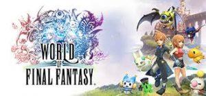 World Final Fantasy Crack