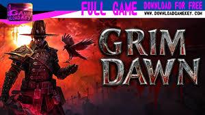 Grim Dawn Full Pc Game   Crack