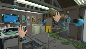 Rick Morty Virtual Rick Ality Full Pc Game + Crack
