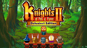 Knights Of Pen And Paper Full Pc Game Crack