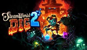Steamworld Dig- Full Pc Game + Crack