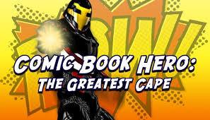 Comic Book Hero The Greatest Cape Full Pc Game  Crack