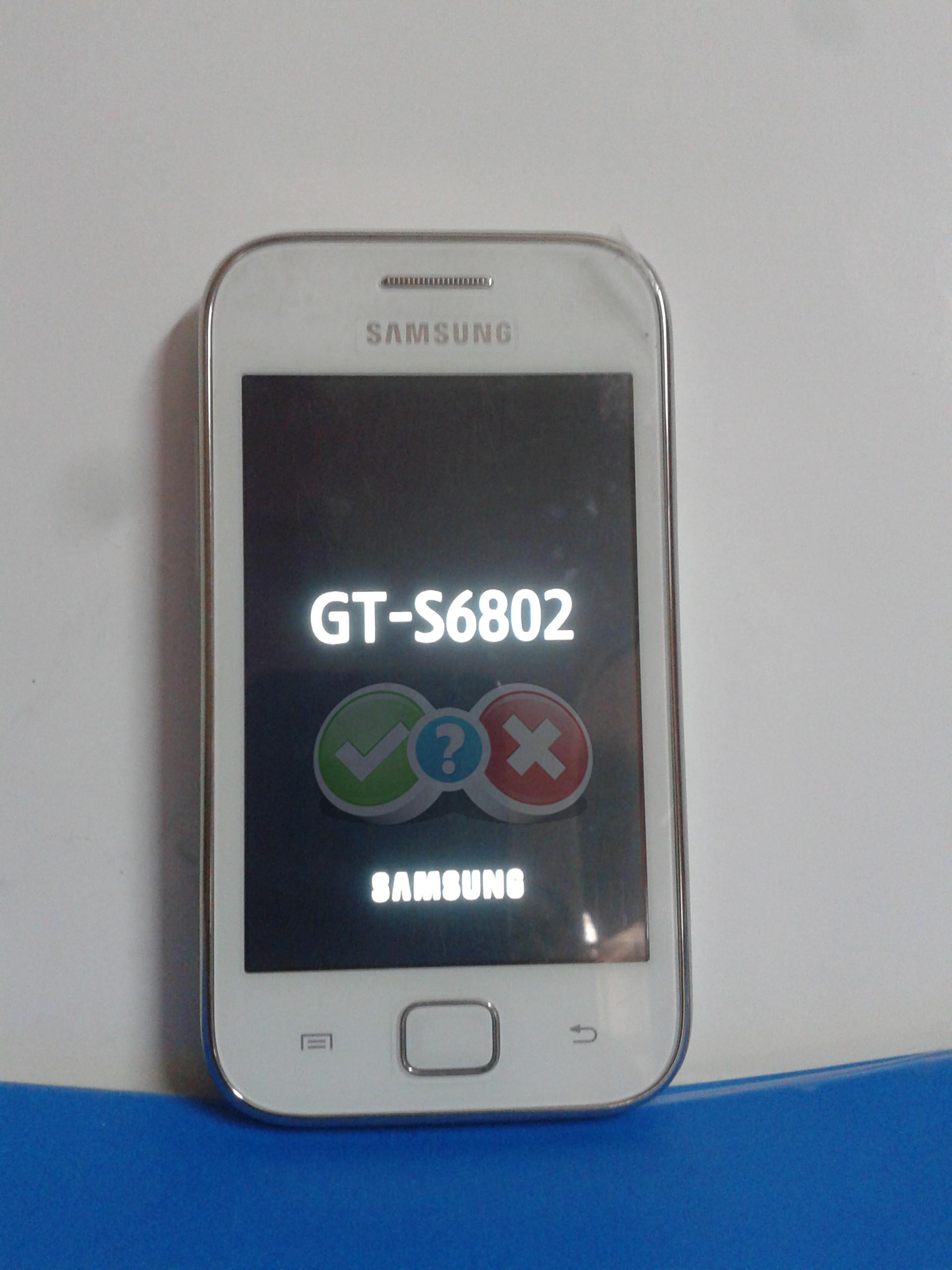 Samsung Galaxy Ace Duos S6802 Games