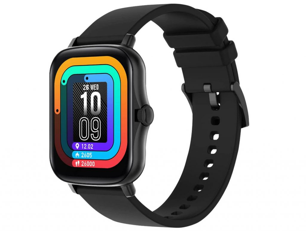 Fire-Boltt Beast Smartwatch with 1.69-inch touch display, SpO2 and Blood pressure monitoring launched for Rs. 3999