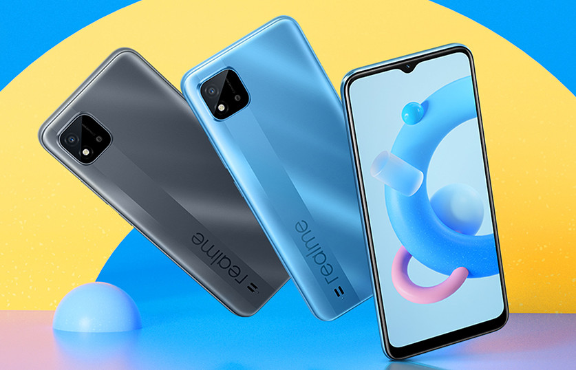 Realme C20 with 6.5-inch HD+ display, Helio G35, 5000mAh battery announced