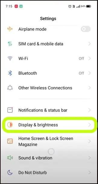 Dark Mode on any Realme Phone