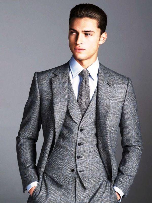 25 Men's Suit Fashion Ideas To Look Amazing - Instaloverz
