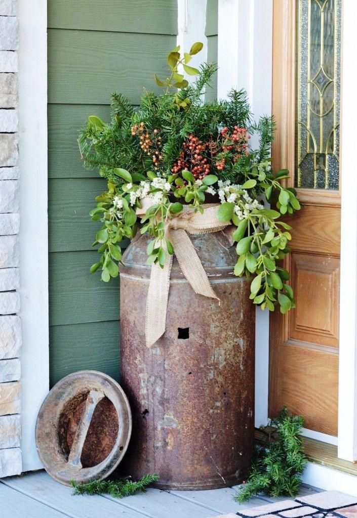 15 Easy Rustic Outdoor Decor Ideas For You - Instaloverz on Garden Decor Ideas  id=25451